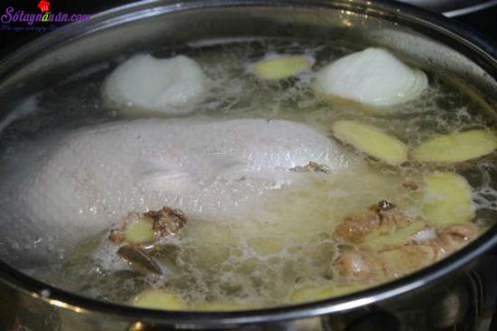 cách làm vịt nấu măng khô 5