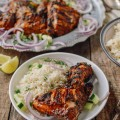 thịt gà nướng, cách làm gà nướng tandoori 3