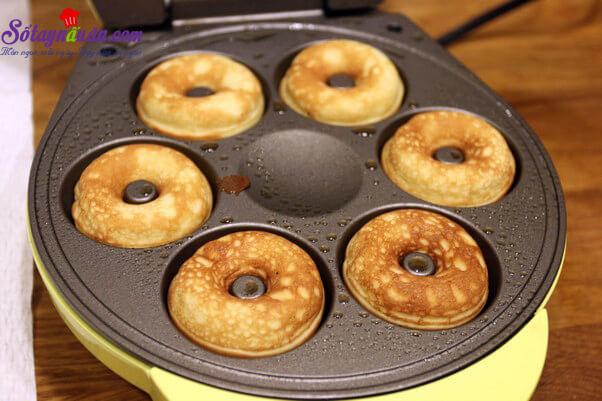 Bánh donut vừa ngon mà không lo béo 4