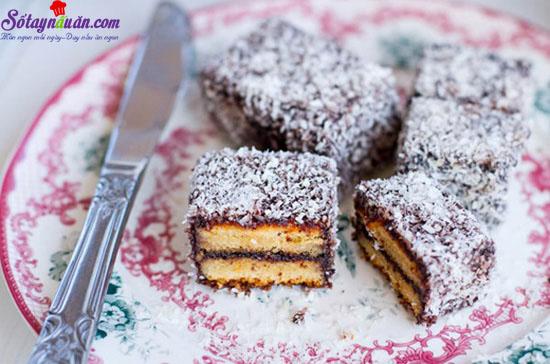 cách làm bánh ngọt cacao 9