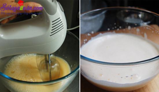 cách làm bánh ngọt cacao 2