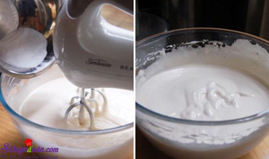 cách làm bánh ngọt cacao 3
