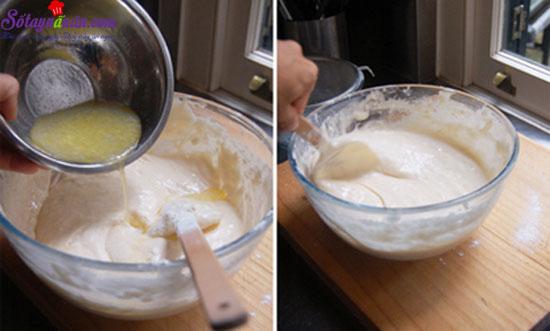 cách làm bánh ngọt cacao 4