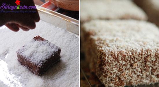 cách làm bánh ngọt cacao 8