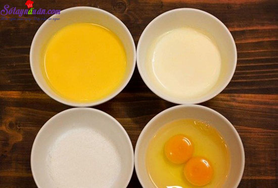 cách làm bánh tart chanh leo 1