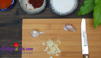 Cách làm cà dầm chua ngọt ngon tuyệt hảo 5