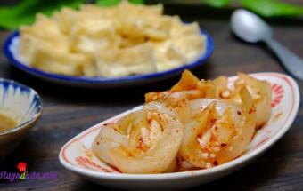 hướng dẫn cách nấu ăn ngon hàng ngày, Cách làm cà dầm chua ngọt ngon tuyệt hảo kết quả