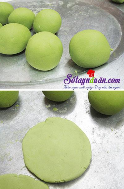 Học cách làm bánh trôi tàu lá dứa siêu ngon 10