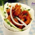tokkbokki, Hướng dẫn làm burrito thịt gà của Mexico ngon mê mẩn kết quả