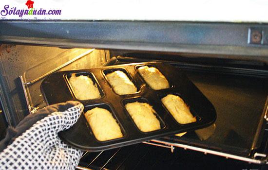 cách làm bánh chuối nướng 7