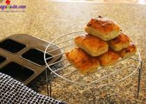 Bánh chuối nướng – món ăn dinh dưỡng cho bữa sáng ngon miệng