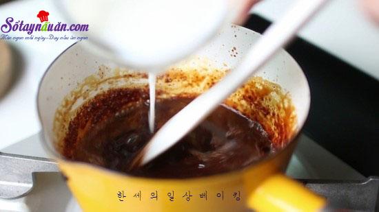 Làm pudding caramel sữa mát lạnh giải nhiệt 3