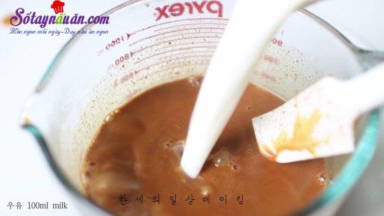 Làm pudding caramel sữa mát lạnh giải nhiệt 5