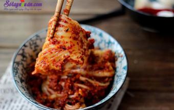 mẹo vặt gia đình, Mẹo làm kimchi không bị hăng tí nào luôn kết quả