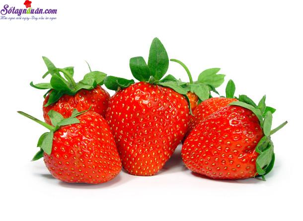 10 thực phẩm tốt cho người bệnh gout 2