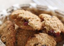 Bánh quy yến mạch – món ngon cho người thừa cân