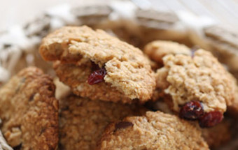 Những món ăn vặt, cách làm bánh quy yến mạch 6