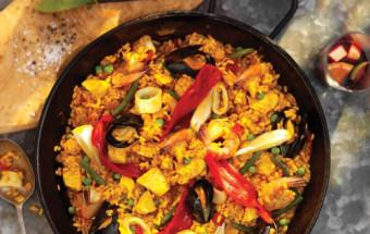 Đồ ăn tây, Ẩm thực Tây Ban Nha - cơm rang Paella 8