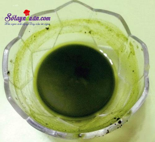 Bánh trung thu nhân trà xanh thơm ngon cho tết thiếu nhi 5