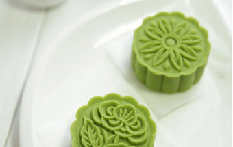 Nấu ăn món ngon mỗi ngày với Dầu ăn, hướng dẫn làm bánh dẻo trà xanh 7