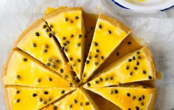 Nấu ăn món ngon mỗi ngày với Kem phô mai, cách làm bánh mousse chanh leo 4