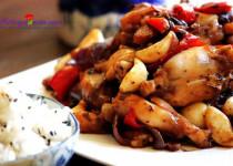 Cách làm ếch xào ớt đậm đà ngon cơm