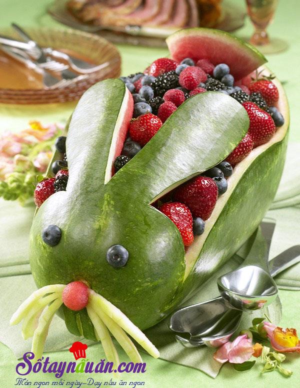 Cách trang trí mâm ngũ quả đẹp trong ngày tết trung thu 11
