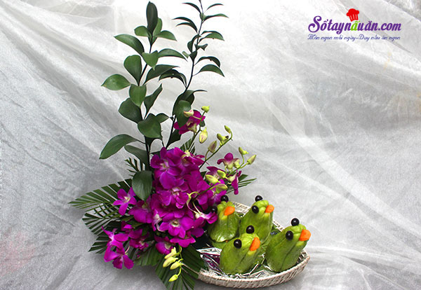 Cách trang trí mâm ngũ quả đẹp trong ngày tết trung thu 5