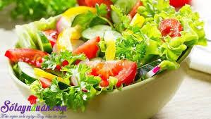 những thực phẩm hạn chế cảm giác thèm ăn 9
