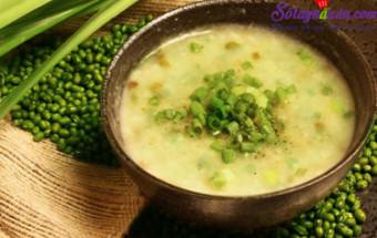 Cách nấu chè, Món ngon bổ dưỡng cho sức khoẻ từ đậu xanh 1