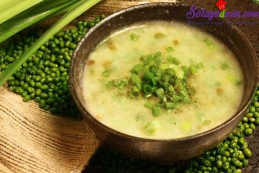 Món ngon bổ dưỡng cho sức khoẻ từ đậu xanh 1