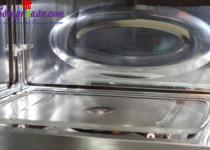 3 cách làm sạch lò vi sóng đơn giản mà hiệu nghiệm