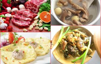 đồ ăn chữa bệnh, 3 món ăn cho người bị huyết áp thấp