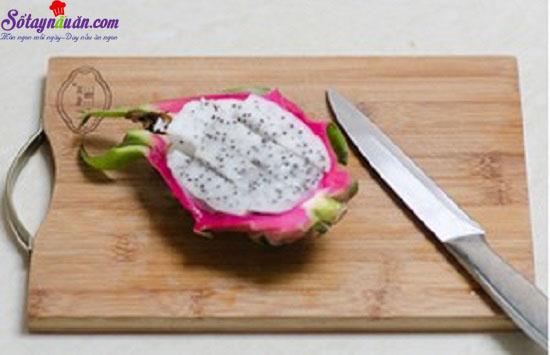 cách làm salad hoa quả 2