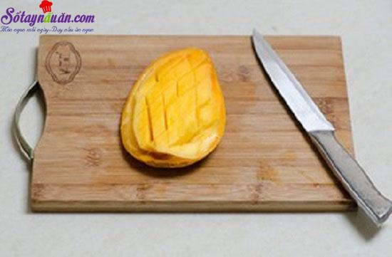 cách làm salad hoa quả 1