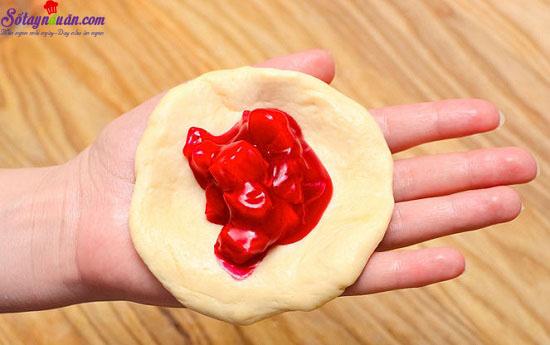 cách làm bánh hawaiian manapua 13