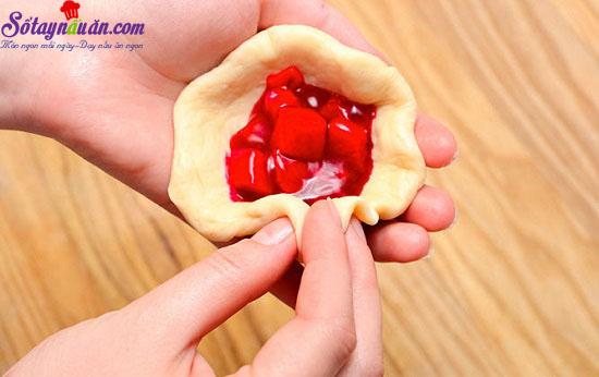 cách làm bánh hawaiian manapua 14