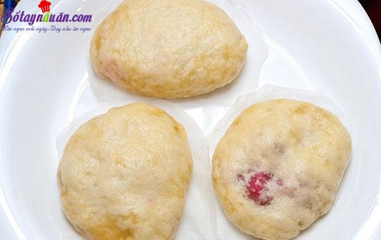cách làm bánh hawaiian manapua 18