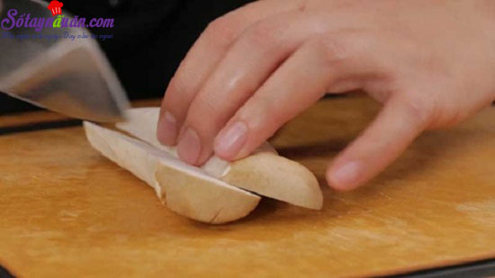 cách làm gà xào nấm 3