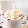 chocolate, Cách làm whipped cream từ nước cốt dừa cực dễ 5