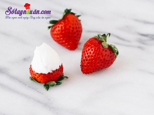 Cách làm whipped cream từ nước cốt dừa cực dễ kết quả