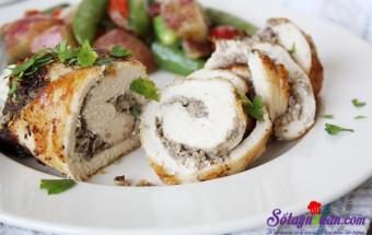 món ăn vỉa hè, Siêu lòng cùng gà cuộn nấm ngon đúng điệu kết quả