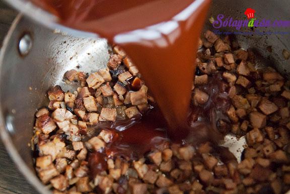 Tuyệt chiêu làm bánh bao xá xíu nhân BBQ siêu ngon 2