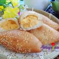 bánh mì, Bánh tiêu nhân custard siêu ngon - bạn đã thử? kết quả