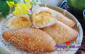 các món bánh, Bánh tiêu nhân custard siêu ngon - bạn đã thử? kết quả