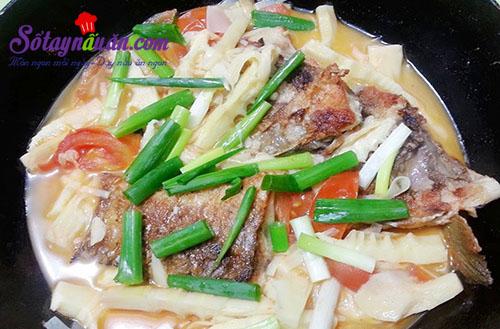 Bí quyết để món canh cá nấu măng chua thơm ngon đậm đà 4