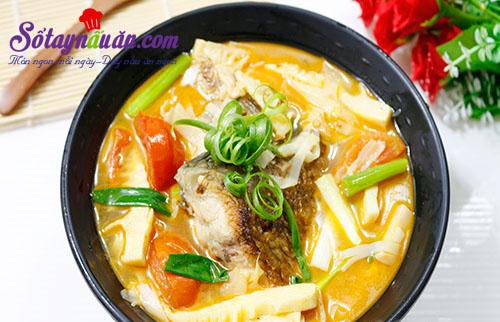 Bí quyết để món canh cá nấu măng chua thơm ngon đậm đà 5