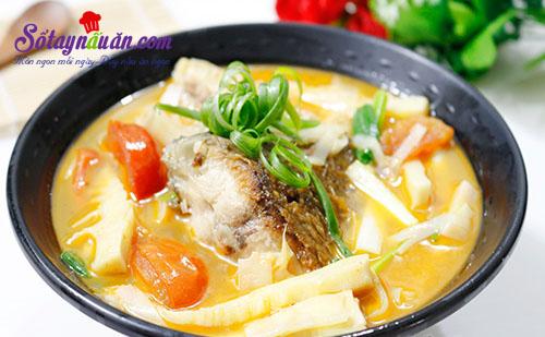 Bí quyết để món canh cá nấu măng chua thơm ngon đậm đà kết quả