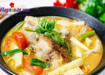Bí quyết để món canh cá nấu măng chua thơm ngon đậm đà