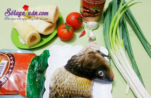 Bí quyết để món canh cá nấu măng chua thơm ngon đậm đà nguyên liệu